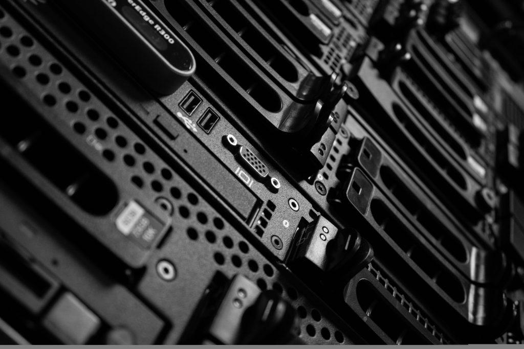 Centro de datos en el que se realizan las copias de seguridad